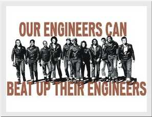 our engineers can
